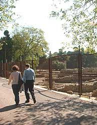 Empuries promenade (L'Escala)
