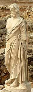 Asklépios, god of medicine