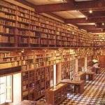 La biblioteca del Castillo de Peralada