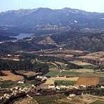 Muga's river valley