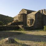 El Monasterio de Sant Quirze de Colera