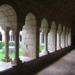 El claustre de Sta. Mª de Vilabertran i la Schubertíada