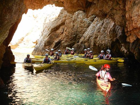 kayaking-costa-brava